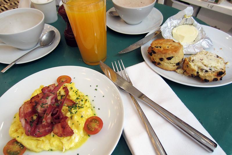 Claus Breakfast