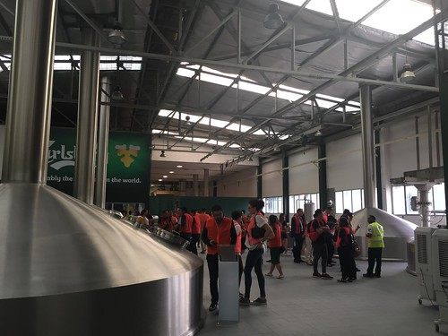 Probably the best brewery tour