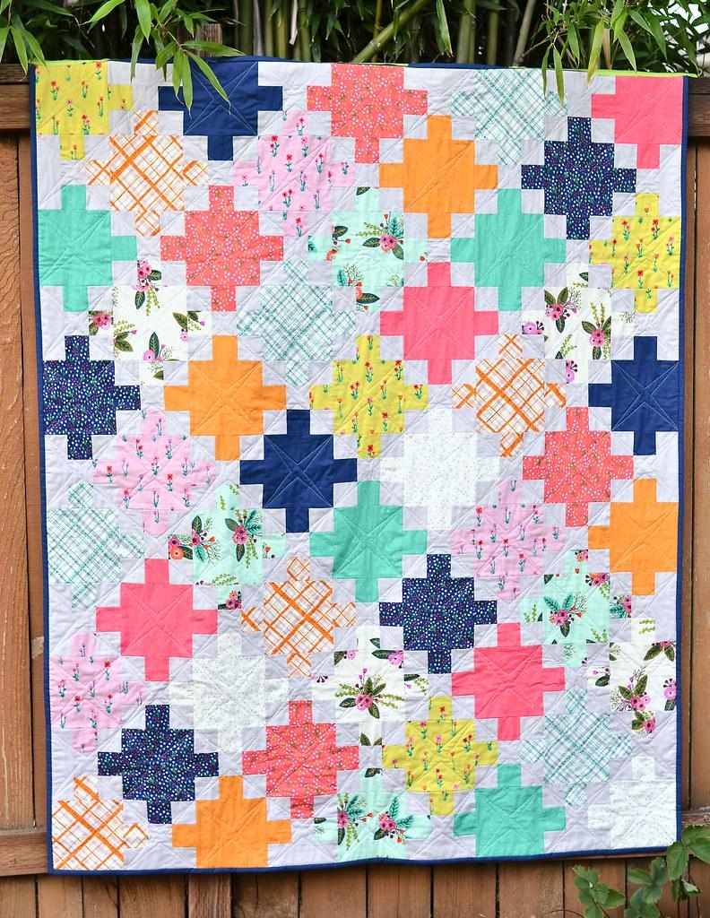 Meriwether irish chain quilt