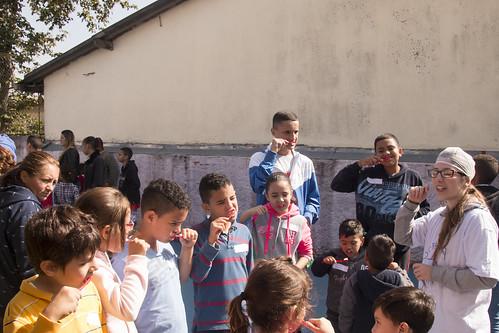 Projetos Sociais: Sorria Jd Capela