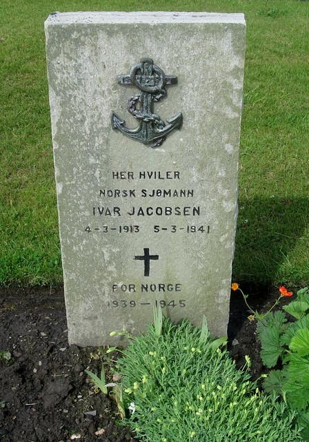 A Norwegian Sailor (Norsk Sjømann)