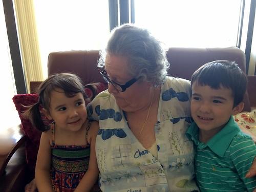 Great-grandma Daisy 2017