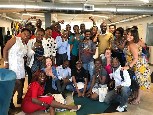Mandela Washington Fellows 2017