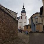 Blick auf die Colditzer Stadtkirche