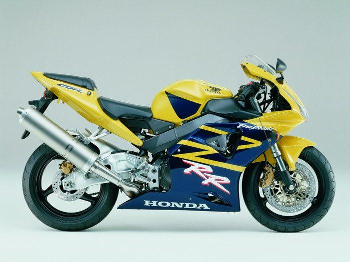 Honda CBR 900 RR FIREBLADE 2003 - 23