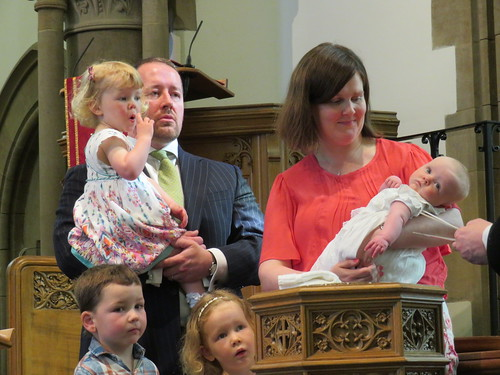 Baptism of Morven Jane Noble