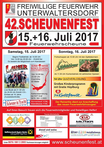 42. Scheunenfest 2017