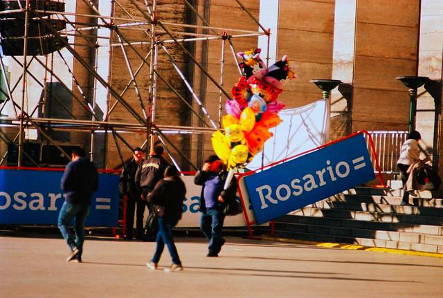 Rosario = Globero