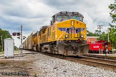 UP 6208 | GE AC4400CW | NS Memphis Distirct