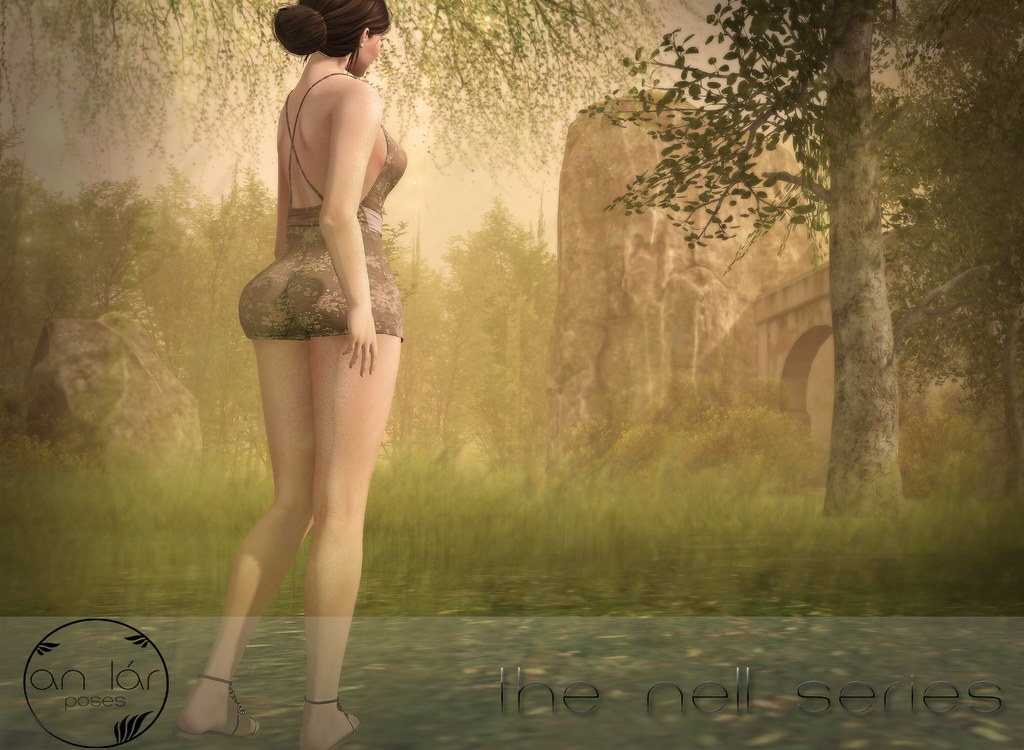an lár [poses] The Nell Series - SecondLifeHub.com