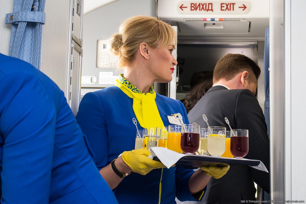 бизнес-класс Boeing 737-800NG MАУ
