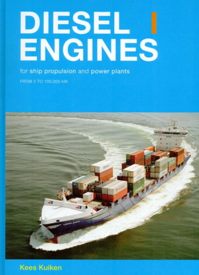cover of Diesel Engines for Ship Propulsion and Power Plants book