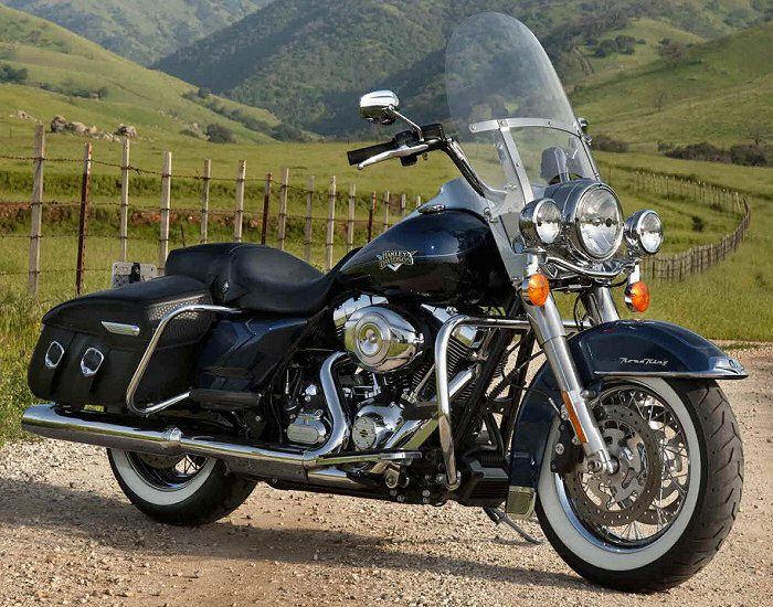 Harley-Davidson 1584 ROAD KING CLASSIC FLHRCI 2007 - 25