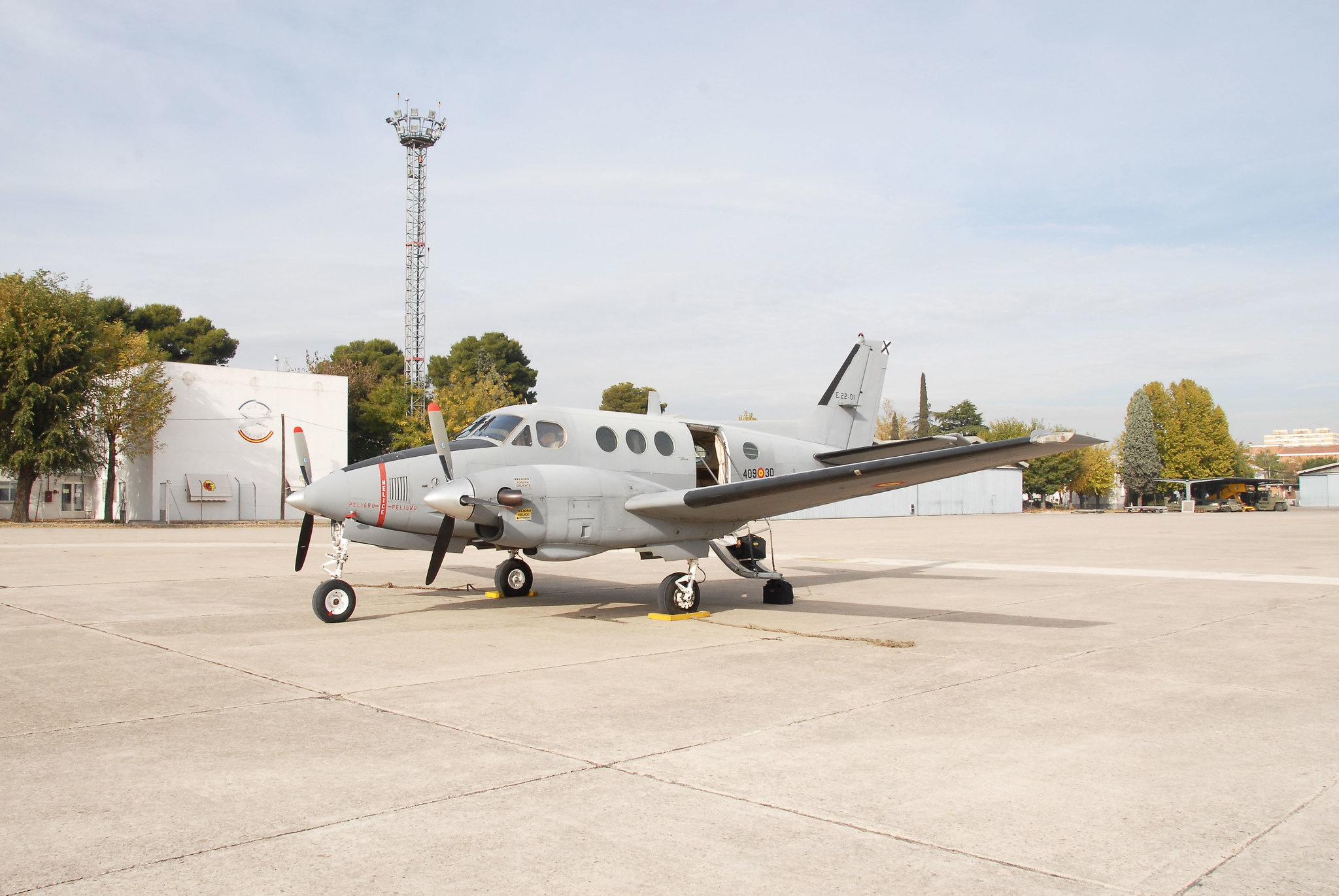 Beechcraft C90 King Air (U.22)