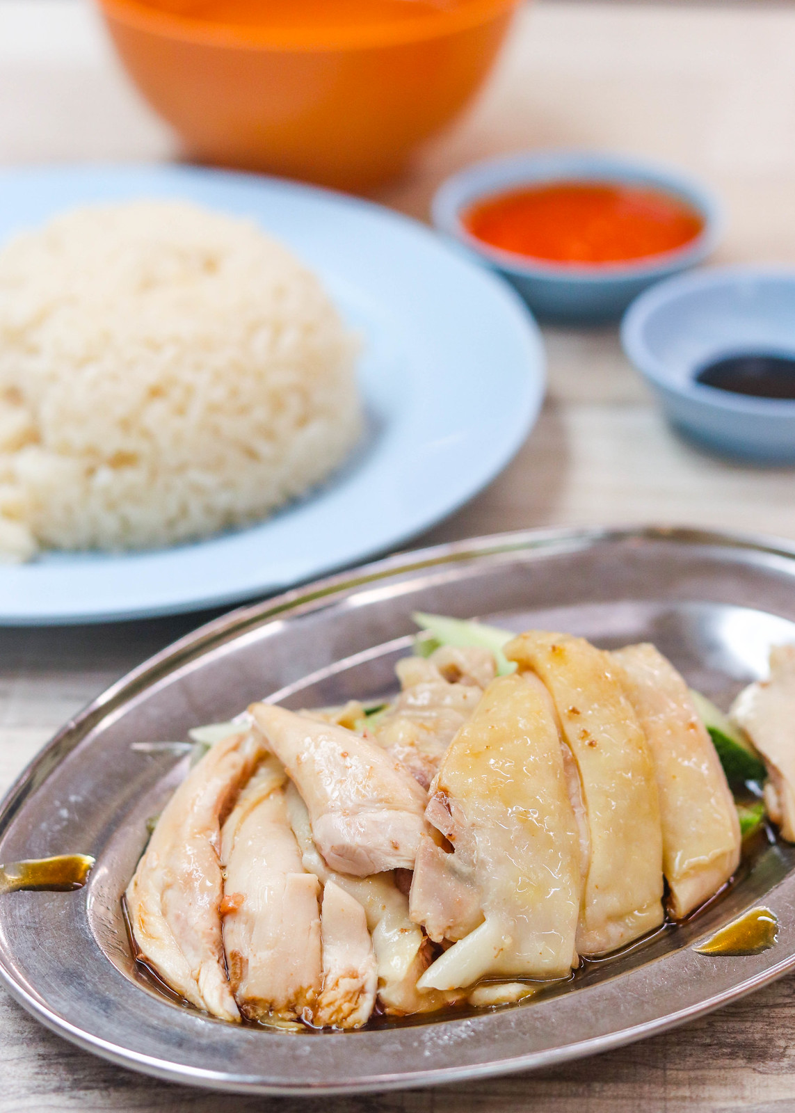 leong yeow chicken rice