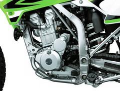 Kawasaki KLX 250 2012 - 14