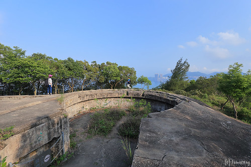 fortifications at Devil's Peak