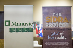 Welcome House Exhibit Manulife People VR 8