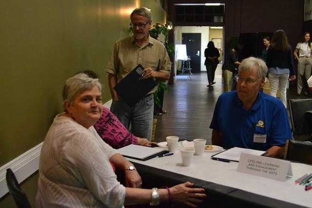 Creative Aging-Nashville Workshop