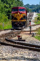 KCSM 4568   GE AC44CW   CN Memphis Subdivision