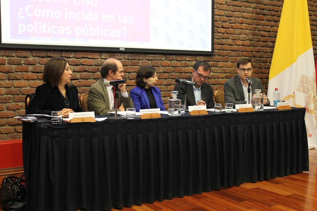 Seminario Información de desempeño: ¿cómo incide en las políticas públicas?