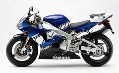 Yamaha YZF-R1 1000 2000 - 13