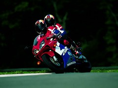 Honda CBR 600 F 2001 - 2
