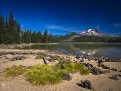 Oregon's Volcanic High Country