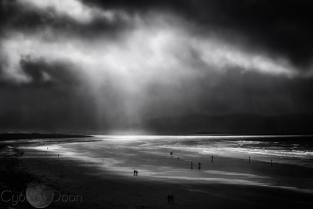 More monochrome- on the Dingle