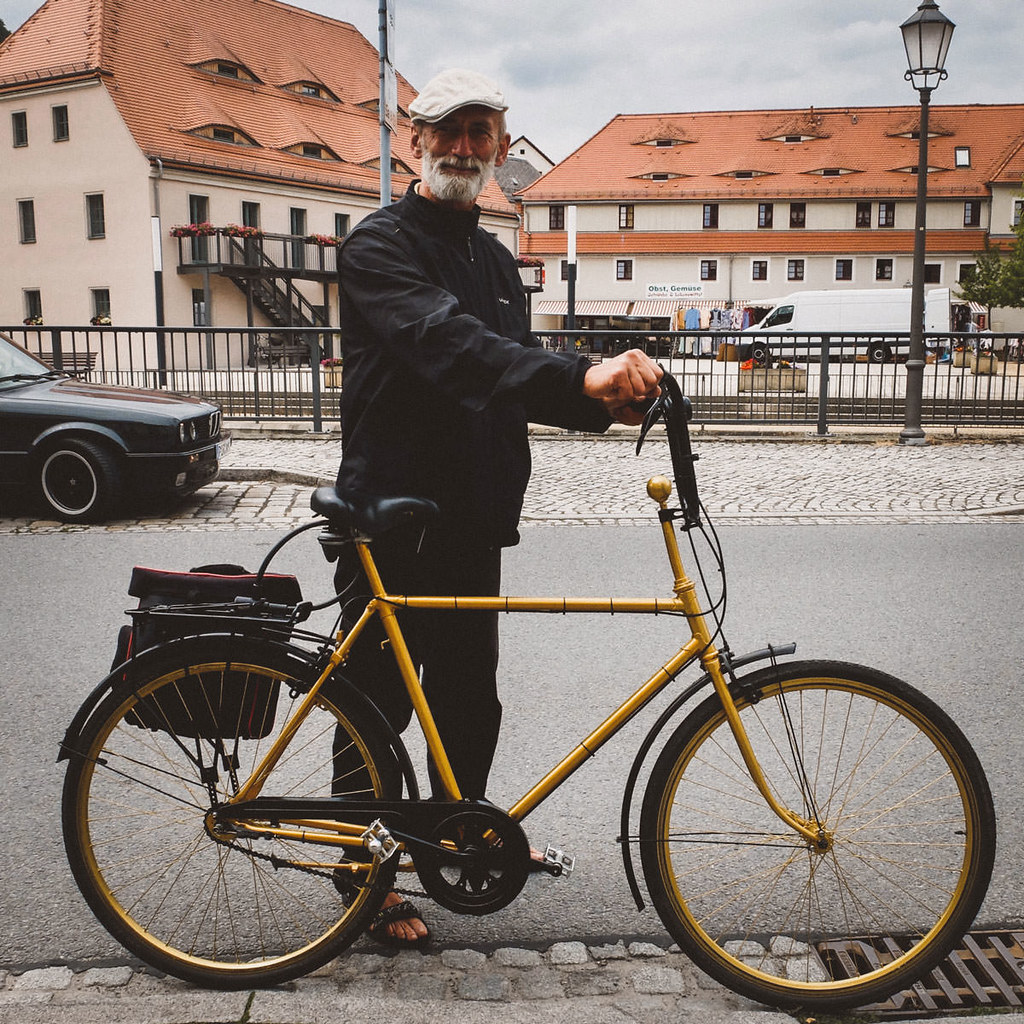 Radtour Tyssa - Pirna
