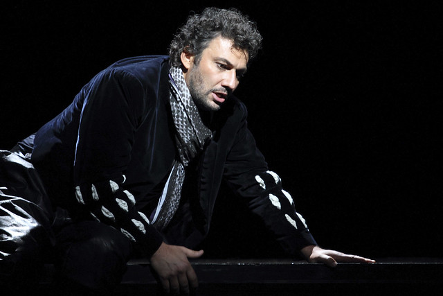 Jonas Kaufmann in the title role of Otello, The Royal Opera © 2017 ROH. Photograph by Catherine Ashmore