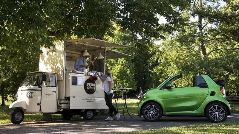 smart fortwo cabrio electric drive 3146
