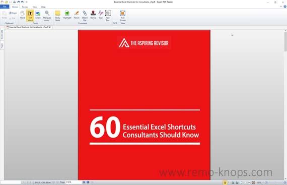 Visagesoft Expert PDF Reader 155