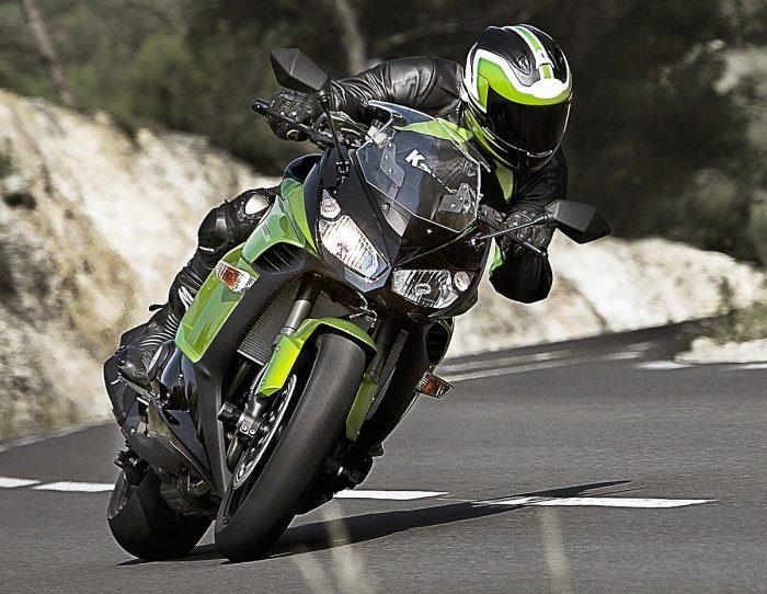 Kawasaki Z 1000 SX 2012 - 13