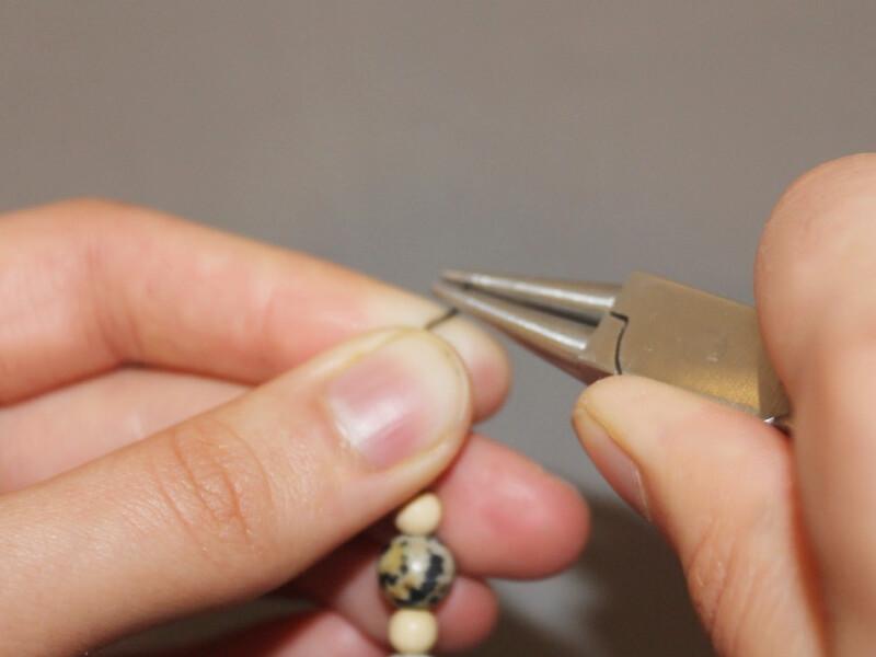 looping pin