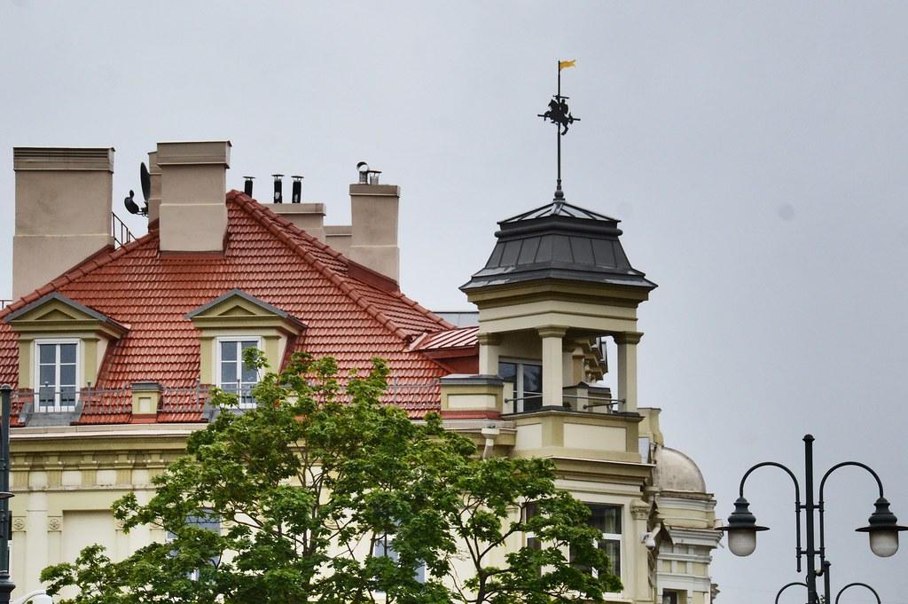 Прогулка по Вильнюсу.