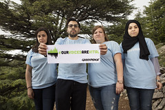 """""""Our Voices Are Vital"""" Activity in Lebanon"""