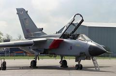 Panavia Tornado GR.1 ZA322 05 North Weald 11.05.1996