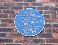 Photo of Blue plaque number 11803