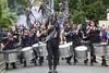 Drum Machine at tbe Handmade Parade 2017, Hebden Bridge