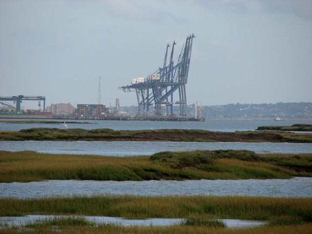 The Isle of Grain