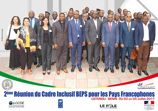 Regional meeting of the Inclusive Framework on BEPS and Multilateral Instrument workshop for French speaking countries