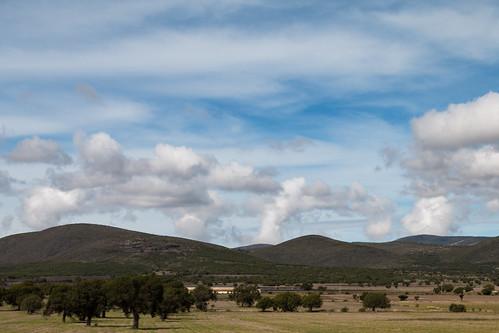 Paisaje Nubes Borrascosas
