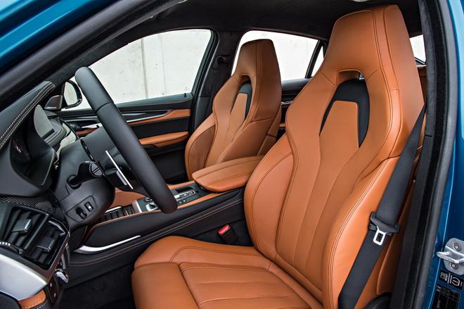 [新聞照片五] 全新BMW X5 M、BMW X6 M升級Full leather Merino全真皮內裝 (同級另可選配Individual Merino全真皮內裝)