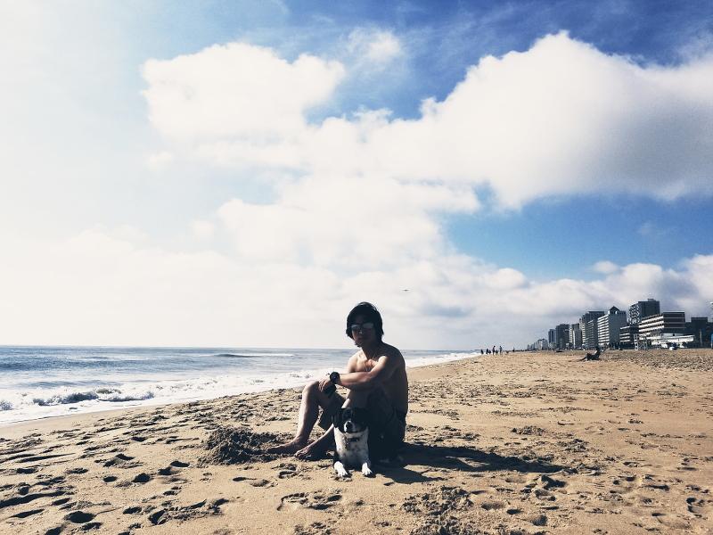 virginia-beach-dog-sand-sky-10