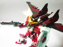 煌めくために 〜 HG インフィニットジャスティス・ガンダム制作(2)〜