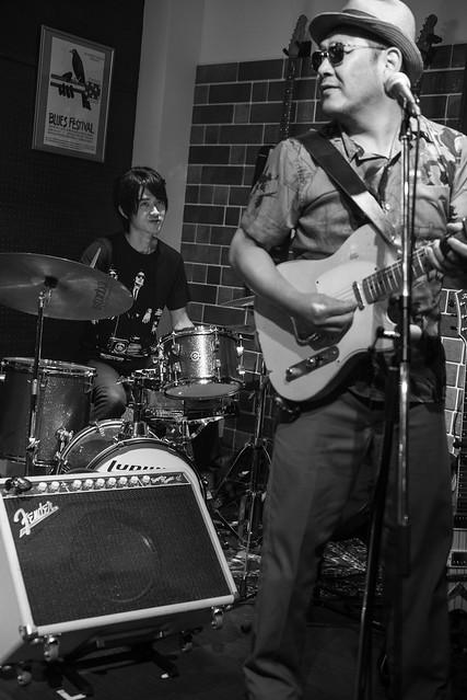 Texas Iida & Out Of Sights live at Catfish Tokyo, 09 Jul 2017 -00010