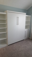 Melamine Contempo Face Bedder Way Murphy Bed