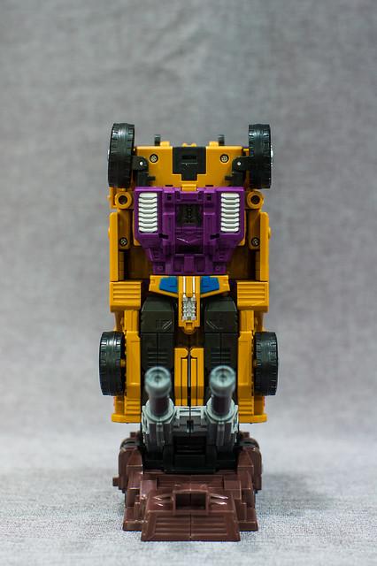 Swindler Combiner Mode 3