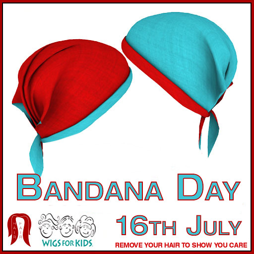Bandana Day 16th July 2017